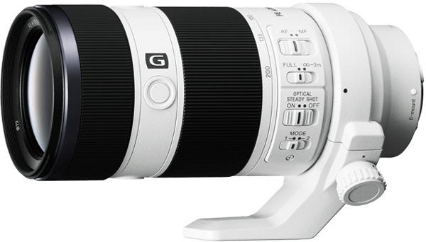 � ������������ ��������� Sony FE 70-200mm F4 G OSS ����� ������� ������� ����� ��� ��������� �� ������