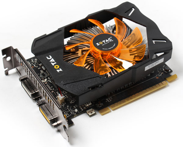 Zotac ����������� 3D-����� ����� GeForce GTX 750 � ����������� ������ GeForce GTX Titan Black