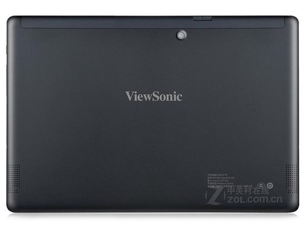 Планшетный компьютер ViewSonic ViewPad 10i поставляется с ОС Android 4.2 и Windows 8