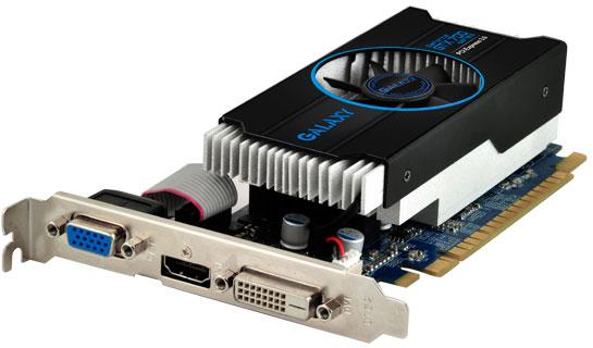 � 3D-���� Galaxy GeForce GTX750 Ti GC 2GB � GeForce GTX750 GC 1GB ���� ��������������� ������ ��������������� �������
