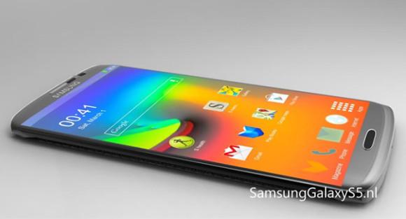 Новый флагман линейки Samsung Galaxy S станет еще тоньше, чем его предшественник