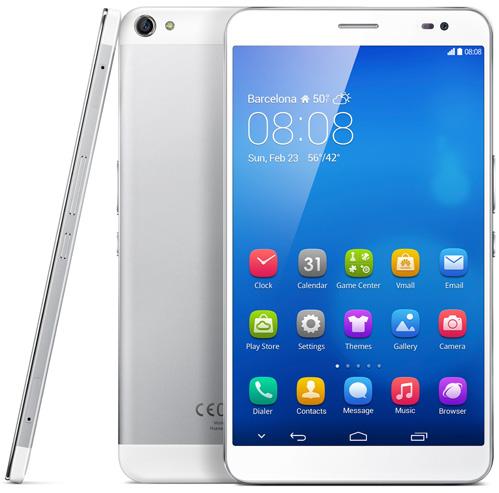 Huawei представила MediaPad X1