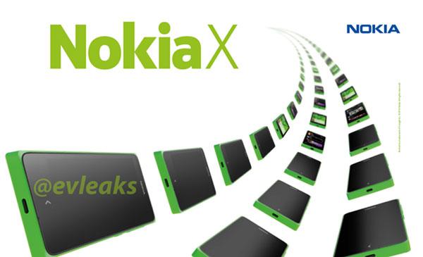 Подтверждено, что смартфон Nokia X будет называться именно так