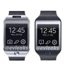 Анонс умных часов Samsung нового поколения ожидается в ближайшее время на выставке MWC 2014