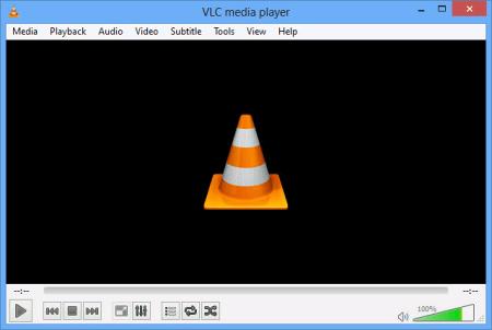 Интерфейс VLC