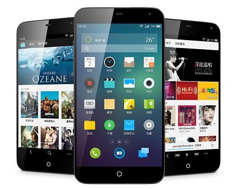 На мероприятии MWC 2014 компания Meizu представит версию смартфона Meizu MX3 с поддержкой сетей LTE