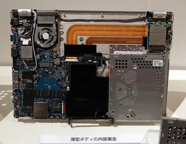 Panasonic CF-MX3