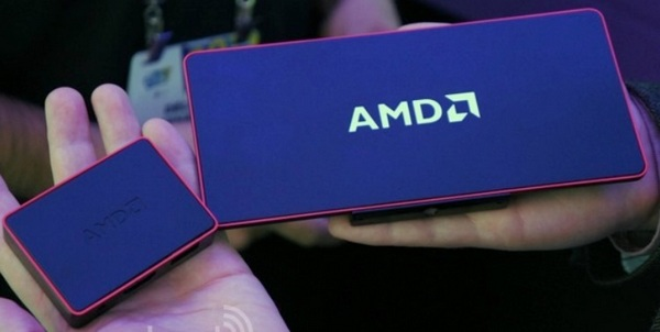 AMD нано-ПК Mullins