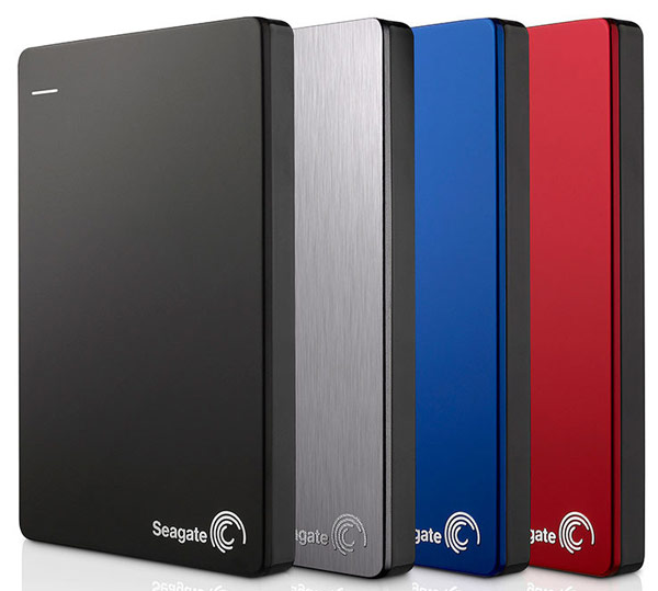 ���� Seagate Backup Plus Slim ������� 500 �� ����� $100, 1 �� � $120, 2 �� � $180