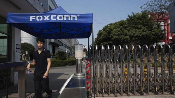 Foxconn рассчитывает за десять лет увеличить годовой доход со 133 до 333 млрд долларов