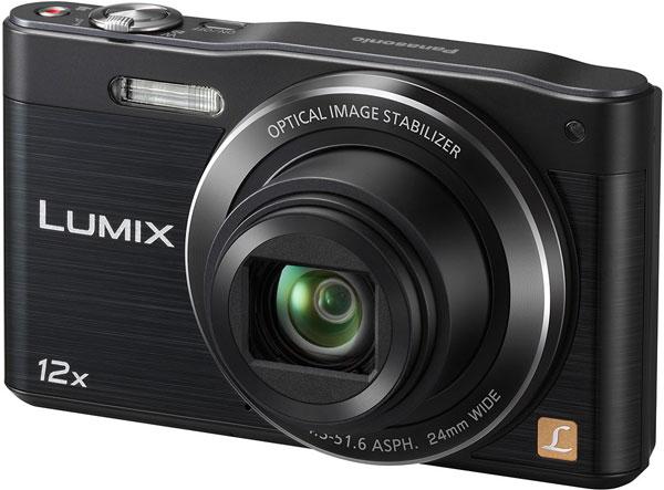 Без подзарядки батареи камера Panasonic Lumix SZ8 позволяет сделать 200 снимков