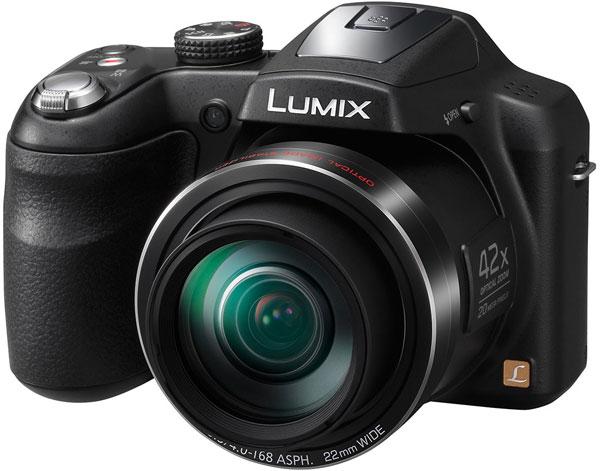 � ������ Panasonic Lumix DMC-LZ40 ������������ ������ ����������� ���� CCD ������� 1/2,3 ����� ����������� 20 ��