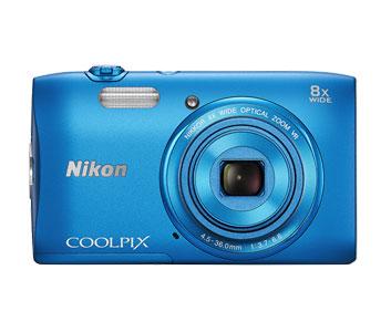 В камерах Nikon Coolpix S3600, S6700 и S2800 используются датчики изображения типа CCD формата 1/2,3 дюйма