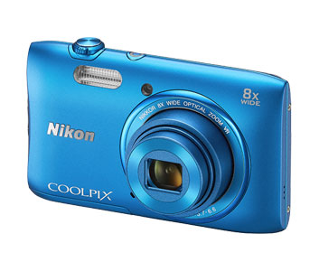� ������� Nikon Coolpix S3600, S6700 � S2800 ������������ ������� ����������� ���� CCD ������� 1/2,3 �����
