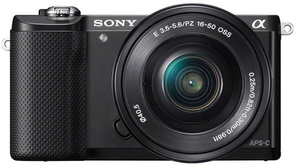 Продажи Sony a5000 должны начаться в марте
