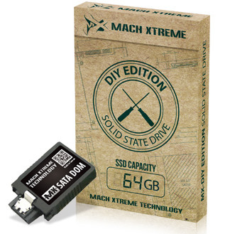 Mach Xtreme Technology SSD DIY Series