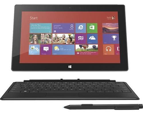 ���������� ��������� Microsoft Surface Pro ������� ��������� (128 ��) ����� ���������� �� ��������� ����