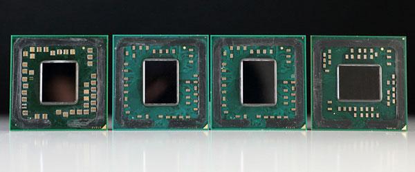 На кристалле Kaveri находится два модуля x86-64 Steamroller