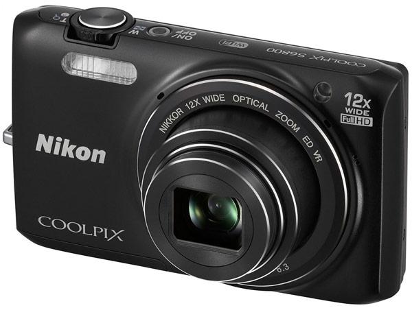 Цена Nikon Coolpix S6800 равна $220, Coolpix S5300 — $180
