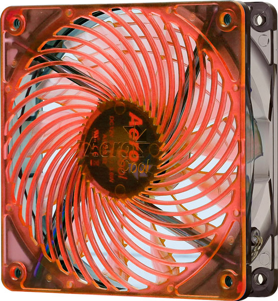 ������� ������������ AeroCool AirForce ��� ��������