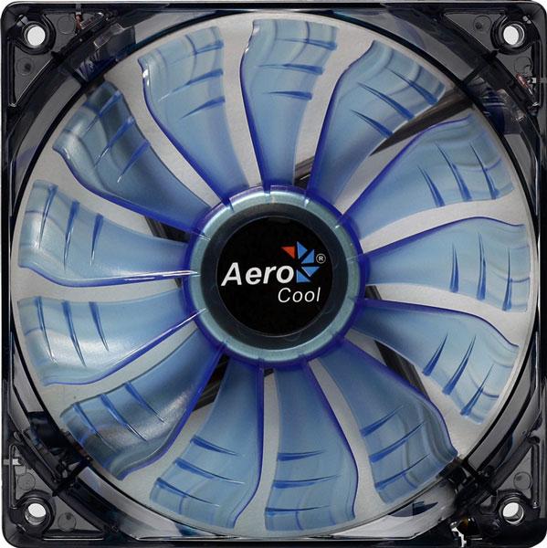 Продажи вентиляторов AeroCool AirForce уже начались