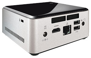 Intel NUC DN2820FYK