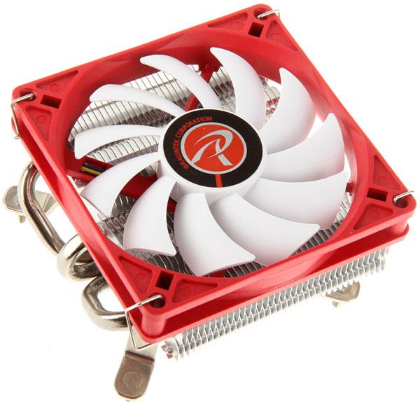 Начались продажи низкопрофильных процессорных охладителей Raijintek Pallas и Zelos высотой 68 и 44 мм соответственно