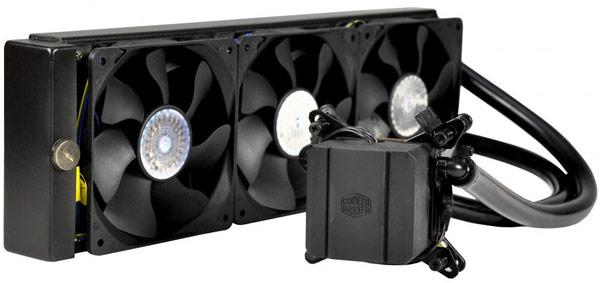 О цене охладителя Cooler Master Glacer 360L данных пока нет