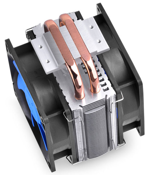 Габариты охладителя DeepCool Ice Blade 200M — 103 x 94 x 135 мм