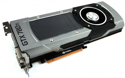 ������ GeForce GTX 780 Ti � 6 �� ������ ��������� � ������ �������