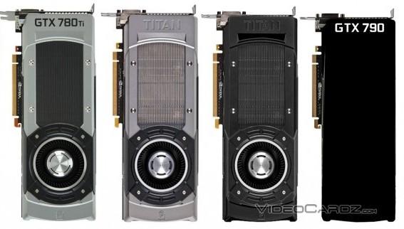 Nvidia Titan Black и GeForce GTX 790