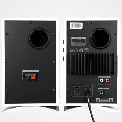 В активной колонке Microlab Н30BT находится усилитель мощностью 2 х 12 Вт