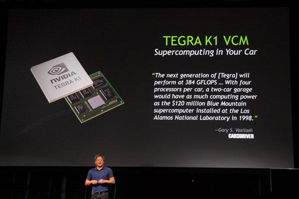 Как это было: анонс Nvidia Tegra K1 глазами нашего корреспондента