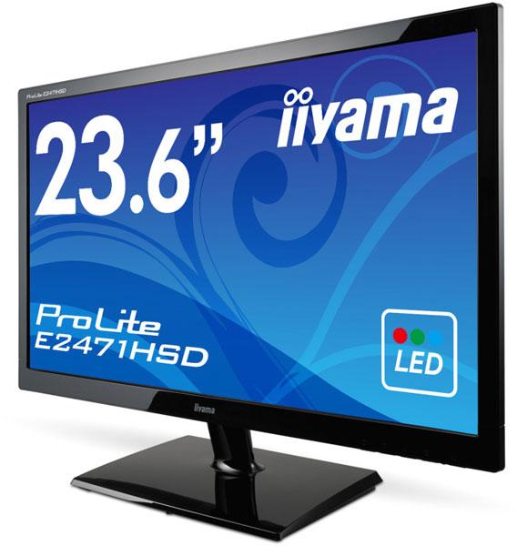 ��������������� ���� �������� iiyama ProLite E2471HSD � $200