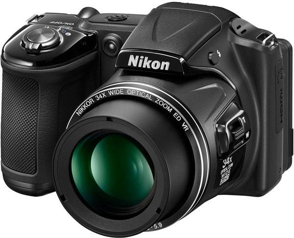 ������� Nikon Coolpix L830 �������� � �������