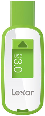 Объем флэш-накопителей Lexar JumpDrive с интерфейсом USB 3.0 увеличен до 128 и 256 ГБ