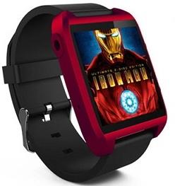 «Умные» часы Millennius SmartQ Z1 получили пластиковый корпус отвечающий требованиям рейтинга IPX7