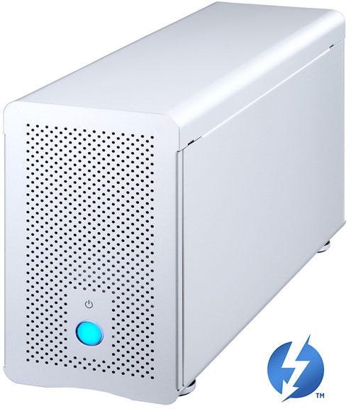 В списке новинок HighPoint — стыковочные станции RocketStor 5212 с поддержкой горячей замены