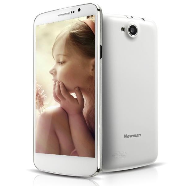 Представлен планшетофон Newman K2S с восьмиядерным процессором MediaTek MT6592