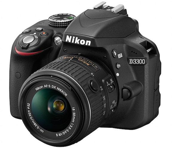 Ожидается анонс зеркальной камеры Nikon D3300 и объектива AF-S Nikkor 18-55mm f/3.5-5.6G DX VRII