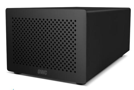 OWC Mercury Helios 2 — шасси расширения с интерфейсом Thunderbolt и двумя слотами PCIe