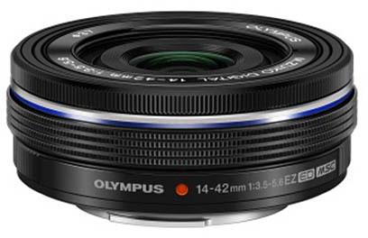 ����� ���������� Olympus M.Zuiko Digital 25 mm f/1.8 � Olympus EZ M.Zuiko Digital ED 14-42mm f/3.5-5.6 ��������� � ��������� �����