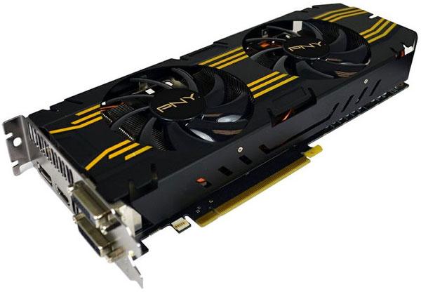 PNY GeForce GTX 780 Ti Custom