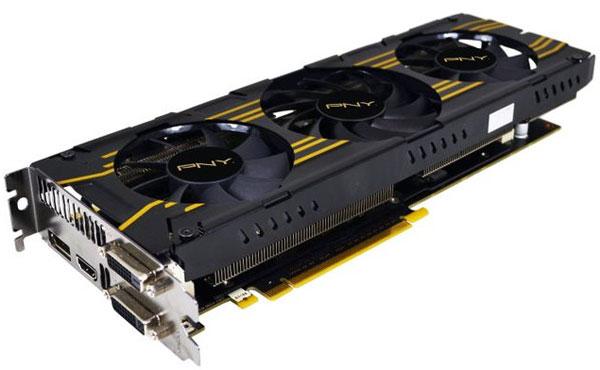PNY GeForce GTX 780 Ti OC
