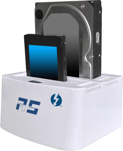 HighPoint выпускает устройства хранения с интерфейсом Thunderbolt, совместимые с компьютерами Apple Mac Pro 2013 года