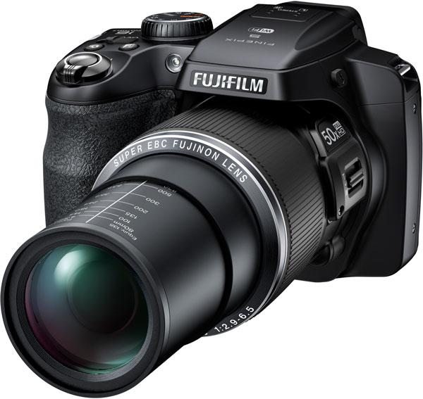 Для питания камер Fujifilm FinePix S9400W и S9200 используются элементы типа АА