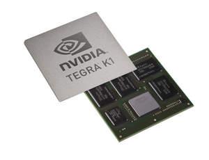 Мобильная платформа Nvidia Tegra K1 может ускорить приход беспилотных автомобилей