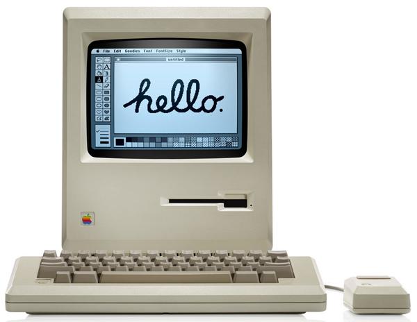 С него все началось: Macintosh 128K
