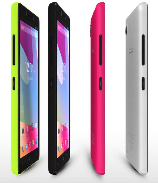 Смартфон Blu Vivo 4.8 HD стоимостью $249 оснащен дисплеем Super AMOLED размером 4,8 дюйма