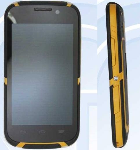 ZTE G601U   неубиваемый 4 дюймовый смартфон